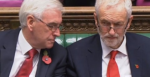 Corbyn criticises 'broken promise Budget' as he warns austerity remains 15