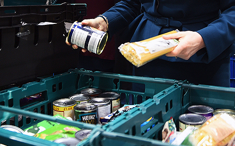 Charity in emergency food parcel warning over school holiday hunger 1