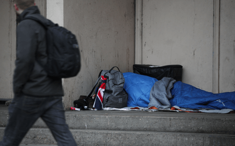 Call to tackle rough sleeping crisis as campaigners record death every 19 hours 1