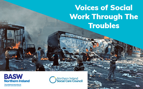 Last in series of workshops on experiences of social workers in the Troubles 7