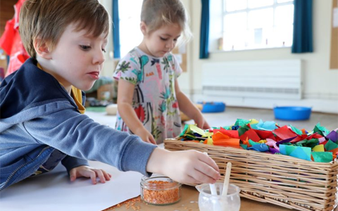 Induction pack to be issued to early learning and childcare staff in Scotland 10