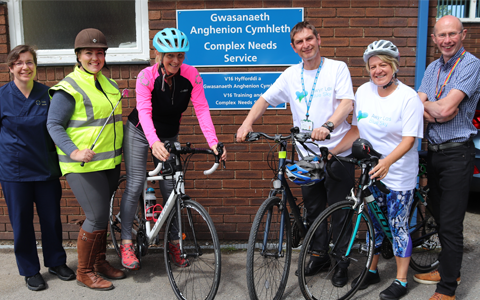 Dozens of learning disability staff to take part in 300 mile charity challenge 5