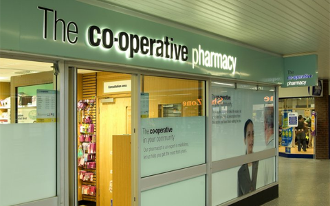 Co-op re-enters health market with new digital pharmacy for repeat prescriptions 1