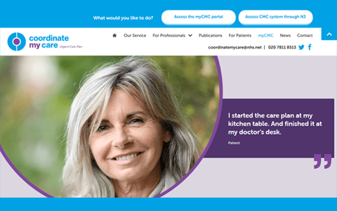 Webwatch: New NHS website lets dying people share wishes on treatment and care 1
