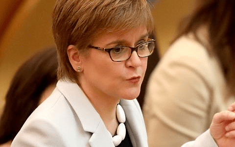 Sturgeon announces plans for new legal powers to help domestic abuse victims 1