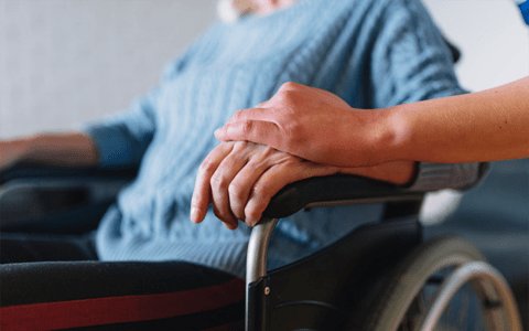 Three-quarters of adults support free personal care for older people - survey 1
