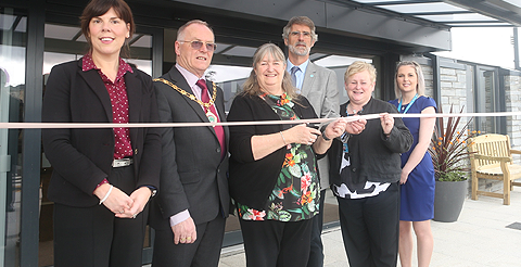 New £7.8m Gwynedd extra care facility having positive impact on residents 9