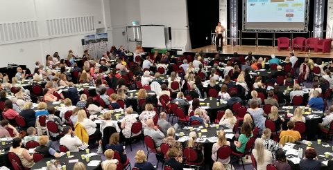 More than 300 community care professionals gather for first Llandudno conference 1