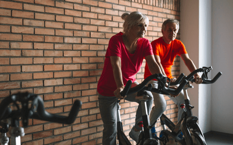 Study of a million elderly suggests more exercise to cut heart attack and stroke risk 2