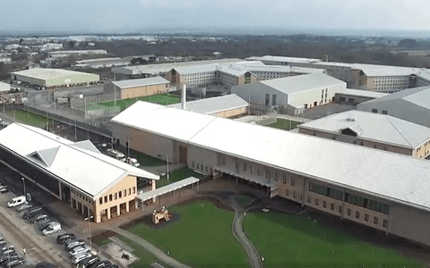 Drugs readily available and violence rife at new prison in Wrexham, inspection reveals 3