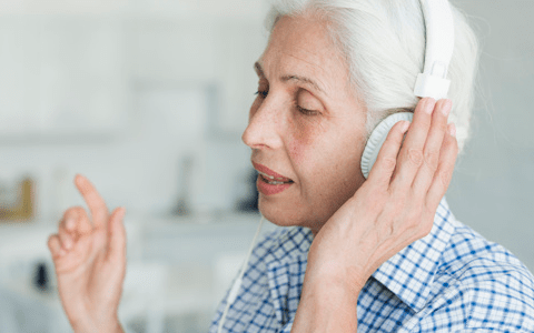 Music 'medicine' may offer alternative to drugs for calming down patients 4