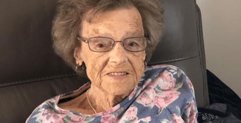 Northampton woman, 93, dies from 'broken heart syndrome' following burglary 1