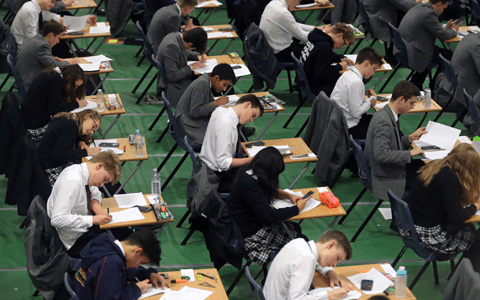 Childline report 50% increase in youngsters seeking help due to anxiety over exams 1