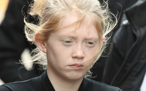 Alesha MacPhail killer claims jail term 'excessive' and 'miscarriage of justice' 2