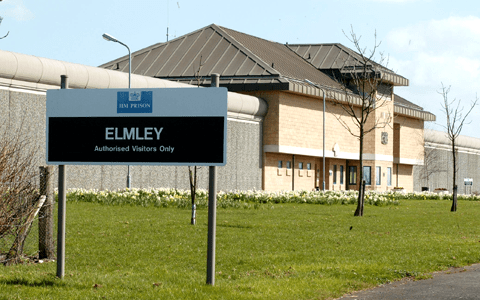 Almost quarter of inmates at Kent prison test positive for illegal drugs 3
