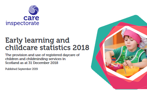 Report: Early learning and childcare statistics 2018 (Scotland) 7