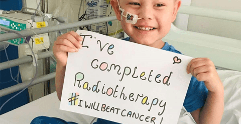 Parents of boy battling leukaemia overwhelmed by response to funding appeal 1