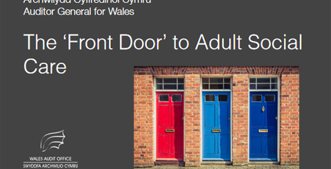 'Front door' approach to adult social care creating postcode lottery in Wales 3