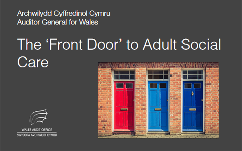 'Front door' approach to adult social care creating postcode lottery in Wales 7