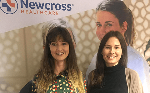 Newcross opens pathway for people from diverse backgrounds to begin career in care 1