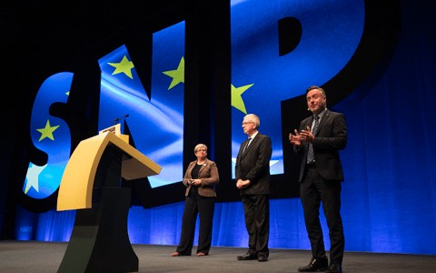 SNP conference votes for drugs law to be devolved to allow for decriminalisation 2