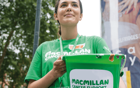 At least 136,000 cancer patients not getting help they need, warns Macmillan 9