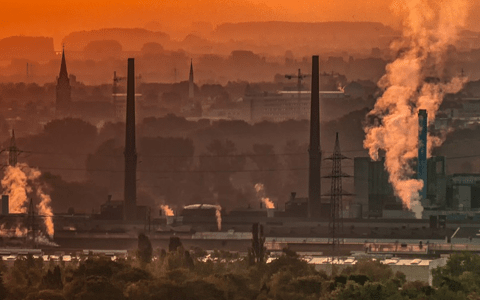 Study finds air pollution linked to increased risk of suicide and depression 2