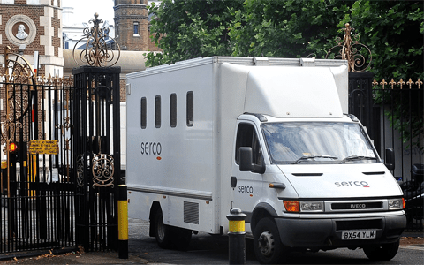 Two ex-Serco directors accused of fraud and false accounting over tagging contract 10
