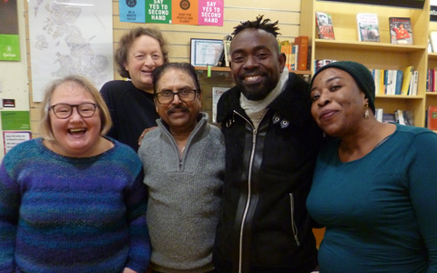 Swansea charity shop worker secures refugee status after outcry by supporters 9