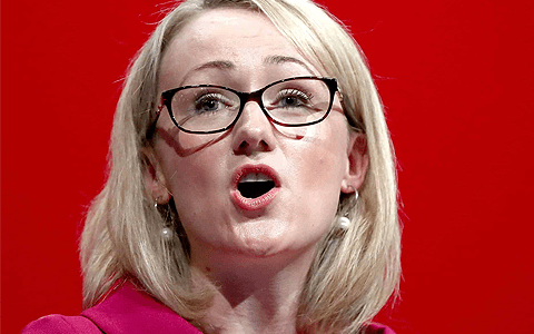 Rebecca Long-Bailey opposes abortion after 24 weeks on the grounds of disability 6
