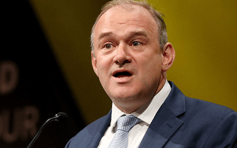 Omission of social care from the Government's Budget is 'astounding' - Sir Ed Davey 8