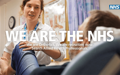 New allied health professional recruitment campaign targets talented teenagers and career switchers 3