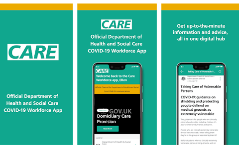 Government launch dedicated coronavirus app for adult social care ...
