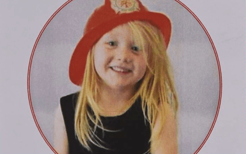 DNA matching teenage boy accused of murdering six-year-old found on her body