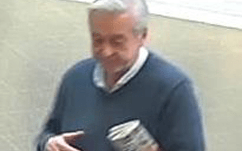 Police release CCTV of man sought after upskirting incident in Manchester