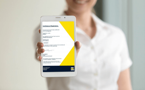 Digital certification now in place for Northern Ireland's care sector workforce