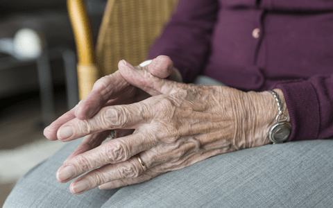 Most people back tax rise to pay for adult social care, GMB study suggests