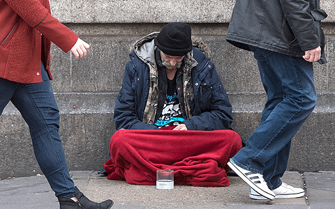 ONS report significant rise in number of older people seeking help for homelessness