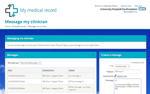 Webwatch: Trust becomes first to offer all patients online access to medical records