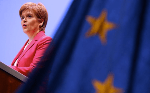 Ending freedom of movement a self-defeating measure – Nicola Sturgeon