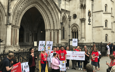 High Court hears of 'genuine crisis' in special educational needs funding