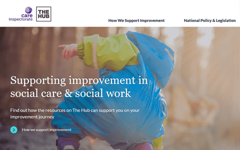 Webwatch: Inspectorate give Hub website refresh with range of new practice resources
