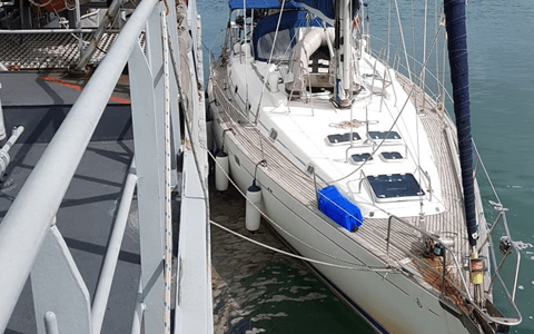Six held after yacht carrying £60M of cocaine is seized off Welsh coast