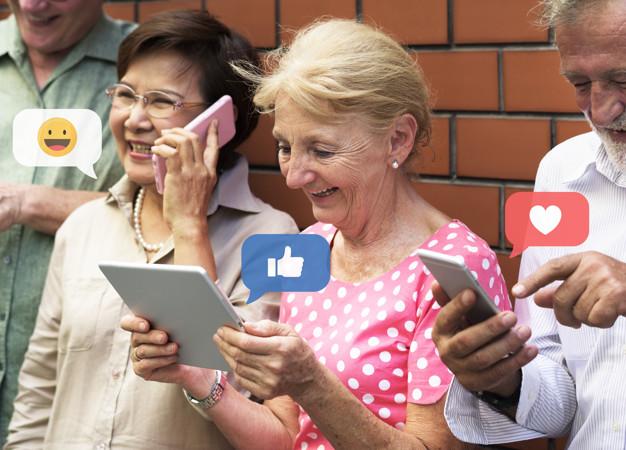 How Dangerous is Social Media to Seniors' Health?