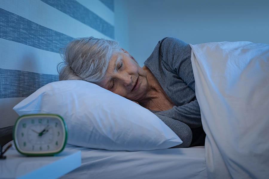 Good Nights Sleep Prevent Lower Back Pain