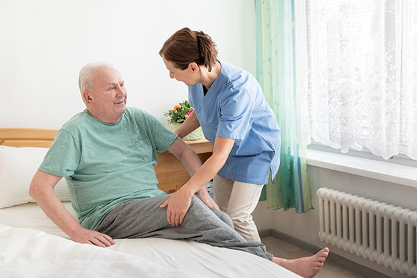 How Non Medical Home Care Help lack of mobility