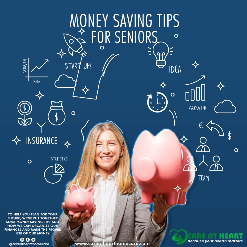 7 Money Saving Tips for Seniors on a Fixed Income