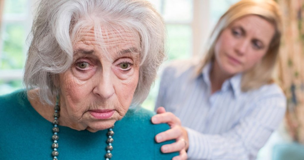 Dealing with Dementia Behavior Confusion or Disorientation
