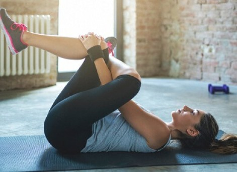 glutes stretches