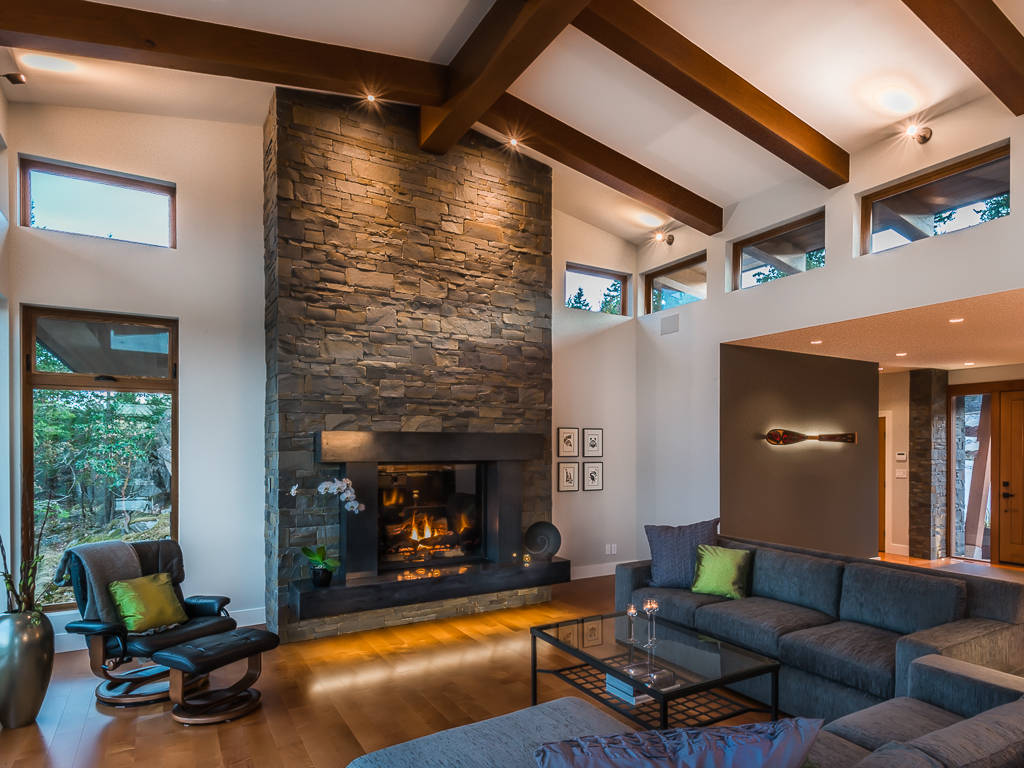 CARE Awards of Vancouver Island Interiors and Millwork Before and